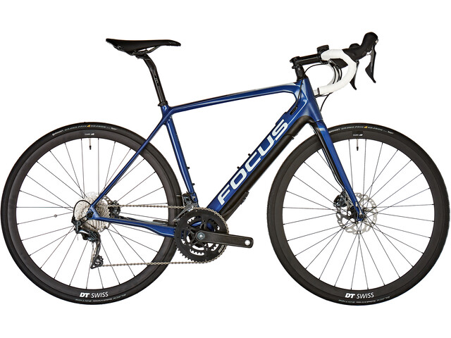 FOCUS Paralane² 9.7 E-Road Bike blue